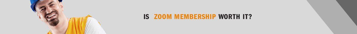 Zoom Membership