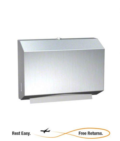 American Specialties 0215 Paper Petite Multi-Fold/C-Fold Towel Dispenser