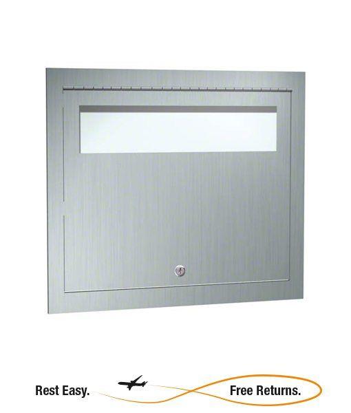 American Specialties 0477 Recessed Toilet Seat Cover Dispenser