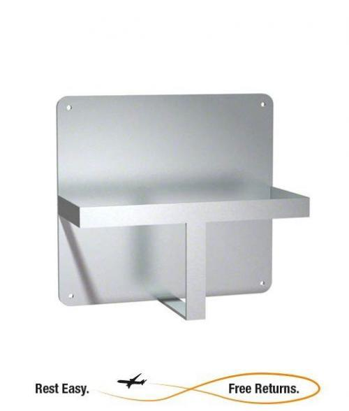 ADA Compliant -- American Specialties 0557 Surface Mounted Bedpan Rack