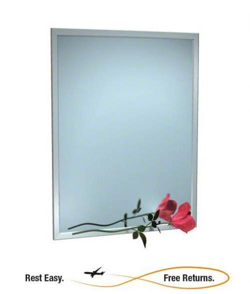 ASI 0620-1836 Channel Frame Mirror 18 x 36