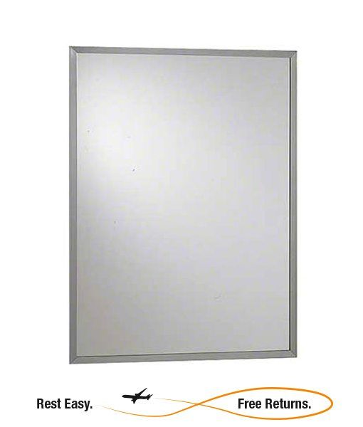 ASI 0620-1824 Channel Frame Mirror 18 x 24