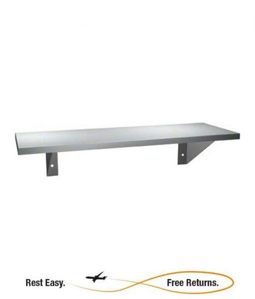 American Specialties 0692X16 Stainless Steel Utility Shelf 16""