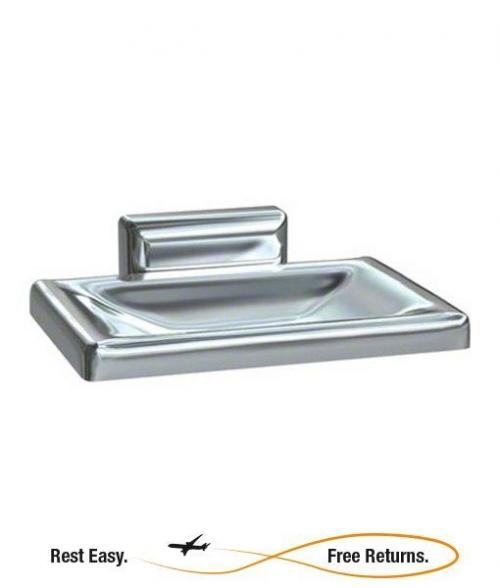 American Specialties 0721Z Zamac Soap Dish Without Drain