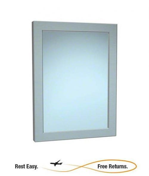 "ADA Compliant American Specialties 10114 Rear Mount Framed Mirror 12"" X 16"""
