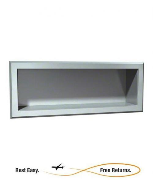 American Specialties 130 Rear Mounting Recessed Shelf