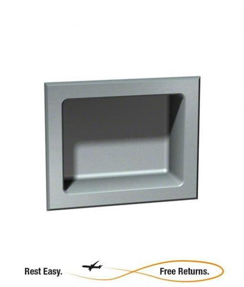 American Specialties 140 Rear Mounting Recessed Soap Dish