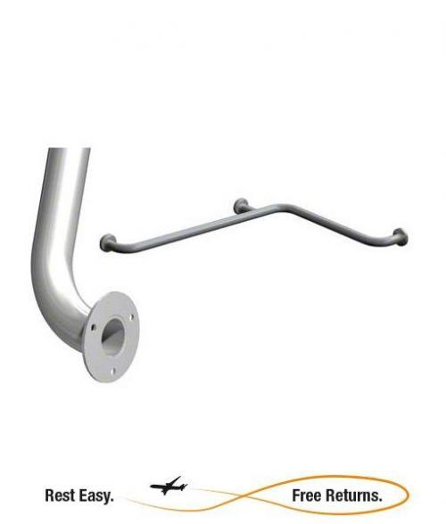 ADA Compliant ASI 3450 3400 Type 50 Exposed Mounting 2 Wall Grab Bar