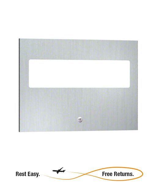 American Specialties 6477 Simplicity Toilet Seat Cover Dispenser