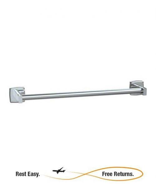 American Specialties 735518B Round Towel Bar 18""