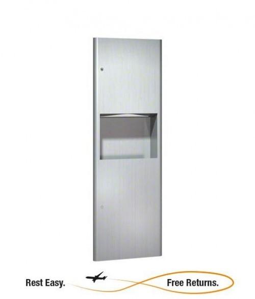 American Specialties 9469 Profile Paper Towel Dispenser w/15.6 Gal. Receptacle