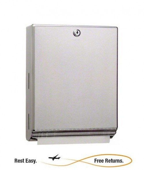 Bobrick B-262 Classic Series Paper Towel Dispenser