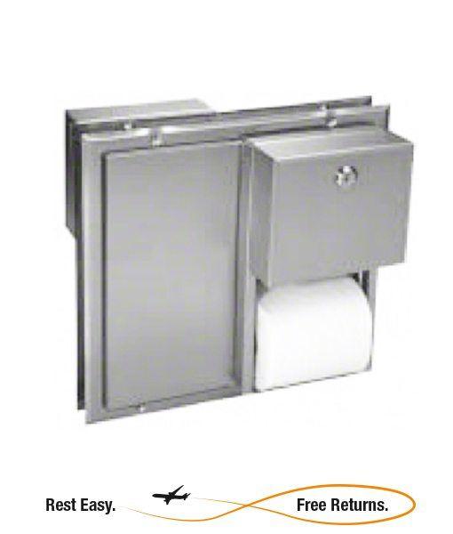 Bobrick B 386 Toilet Paper Dispenser Bob386 Bob B386 Bobb