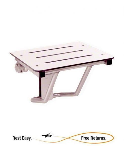 Bobrick B-5191 Folding Shower Dressing Area Seat