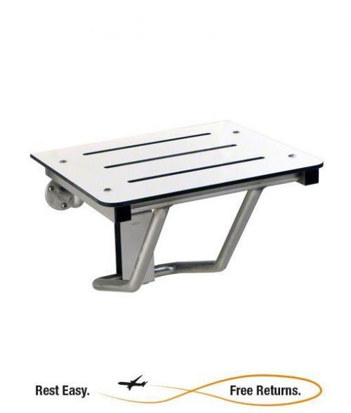 Bobrick B5193 Folding Shower/Dressing Area Seat