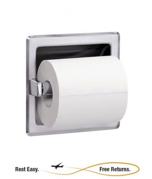 Bradley 5102 5102 Single Roll Toilet Tissue Dispenser