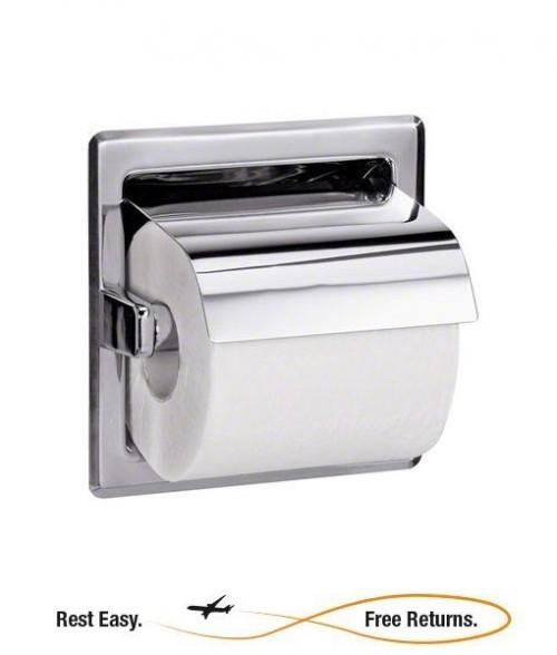 Bradley 5103 5103 Recessed Single Roll Toilet Tissue Dispenser