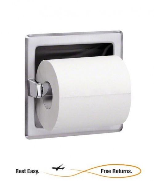 Bradley 5104 5104 Single Roll Toilet Tissue Dispenser