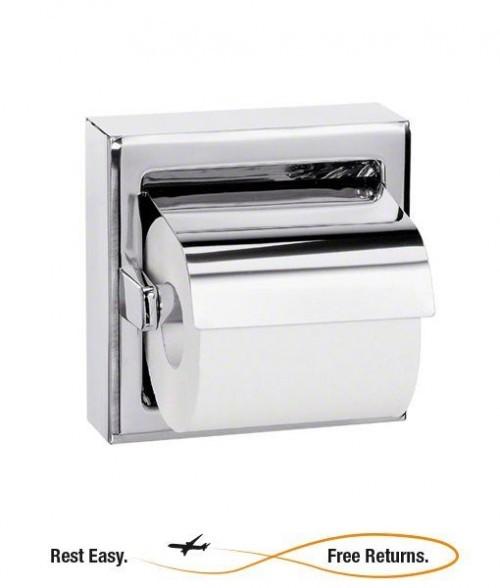 Bradley 5106 5106 Single Roll Toilet Tissue Dispenser