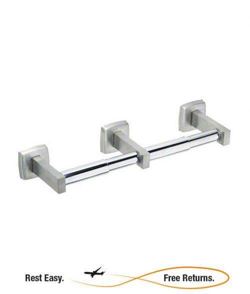 Bradley 5234 5234 Dual Roll Toilet Tissue Dispenser