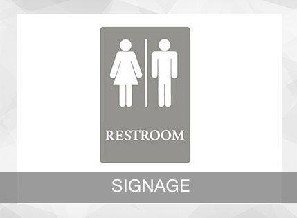 Category Signage