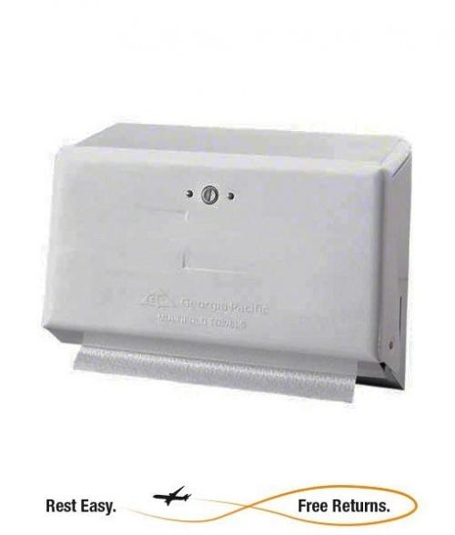 Georgia Pacific 54701 Multifold Towel Dispenser White