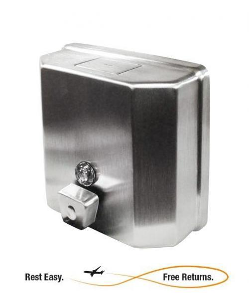 ADA Compliant -- Impact 4047 Metal Bulk Lotion Soap Dispenser