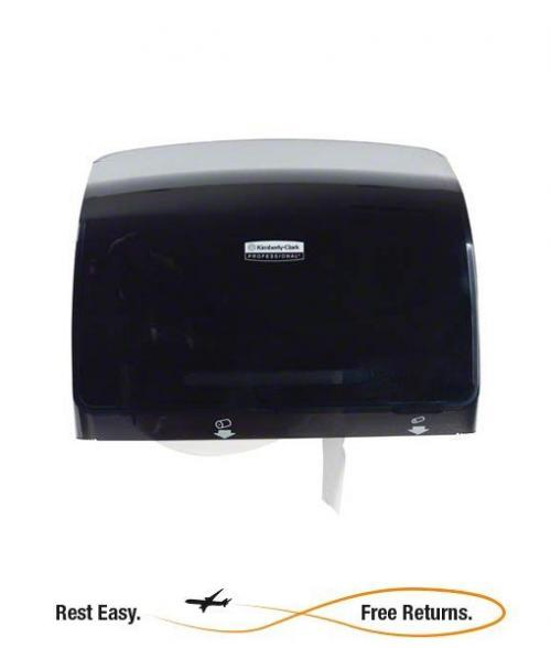 Kimberly Clark KC-34831 MOD Coreless JRT Jr. Bathroom Tissue Dispenser Smoke