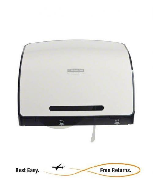 Kimberly Clark KC-34832 MOD Coreless JRT Jr. Tissue Dispenser White