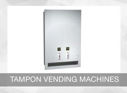 category tampon vending machines