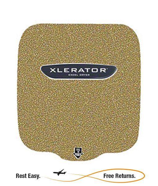 excel spefd400m xlerator sun gold hand dryer